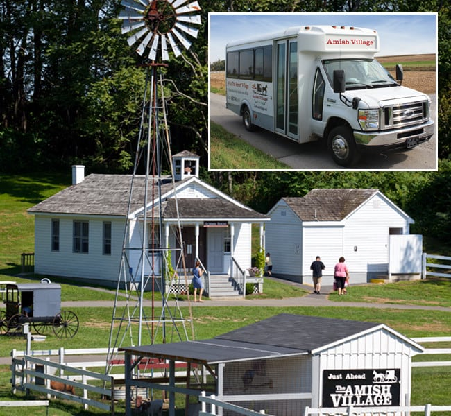 amish tours in lancaster