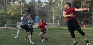 Tim Shaughnessy, Danny Murphy football