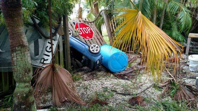 Bradenton Beach post Irma