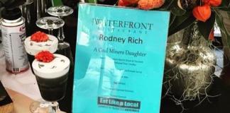 Rodney Rich cocktail