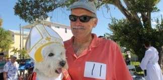 Canine costume contest
