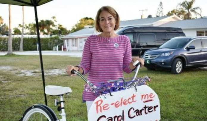Anna Maria Elections Carter Wins