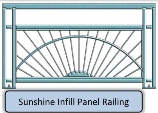 Anna Maria bridge railing