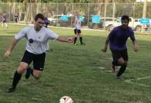 Center adult soccer playoffs
