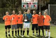 Center adult soccer championship