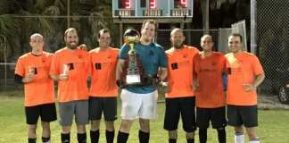 Center adult soccer championship