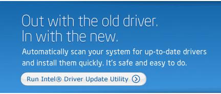 Update PC Drivers Intel