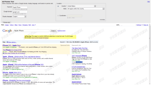Adwords Ad Preview Tool