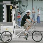 Google Maps Bike