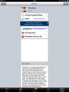 Circuitous iPad App