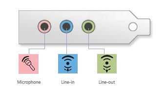 Speaker Headphones Audio Jacks