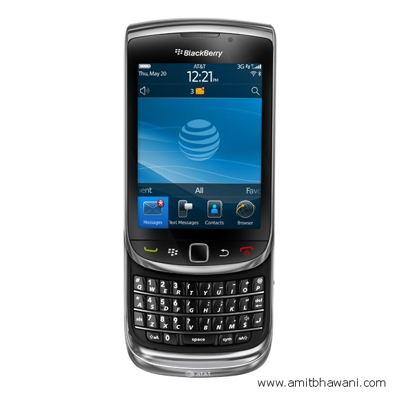 Research In Motion Bites Back With BlackBerry Torch