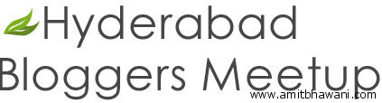 Hyderabad Bloggers Meet
