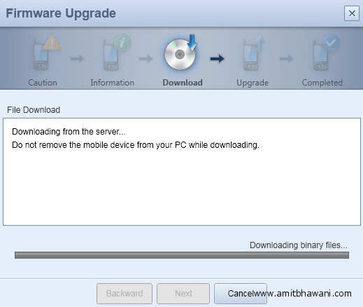 How to Upgrade Firmware Samsung Galaxy S Android Phone