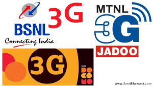 Best Unlimited 3G Plans in India – Bsnl vs Tata Docomo vs MTNL