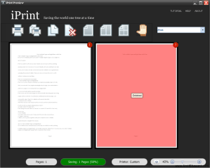 Print Multiple Pages on Single Sheet with iPrint