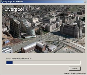Add Realistic 3D Capabilities to Online Bing Maps