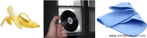 How to Clean a CD or DVD Disk