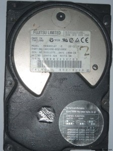 Opening a Hard Disk Drive Step by Step Tutorial