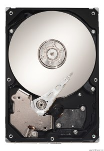 Seagate High Capacity & Power Efficiency HDD