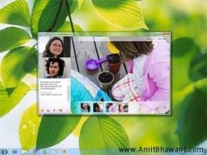 New Windows Live Messenger – Features & Demo