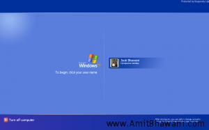 Set Automatically Login to Windows Xp on Startup