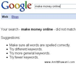 Google removes keywords from SERP's