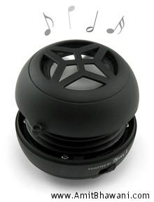 X-mini iHome Speaker for iPod iPhone & Laptops