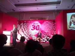 airtel 3G Logo Launch