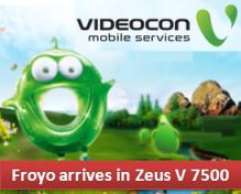 Videocon Zeus V 7500