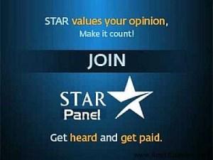 Star Panel Surveys
