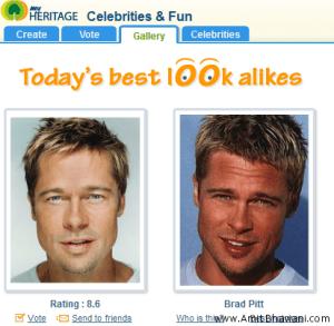 Best Celebrity Look Alike Generator
