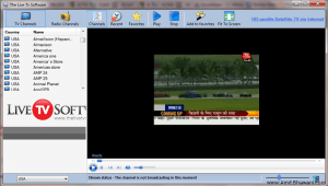 The Live TV Software