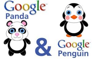 Google Panda Penguin Update