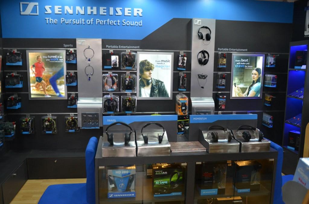 Sennheiser Hyderabad Experience Store