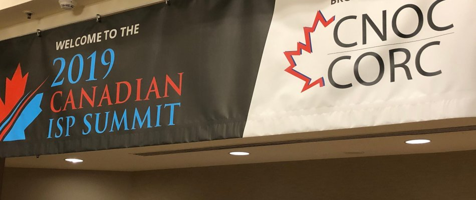 2019 Canadian ISP Summit – Day 4