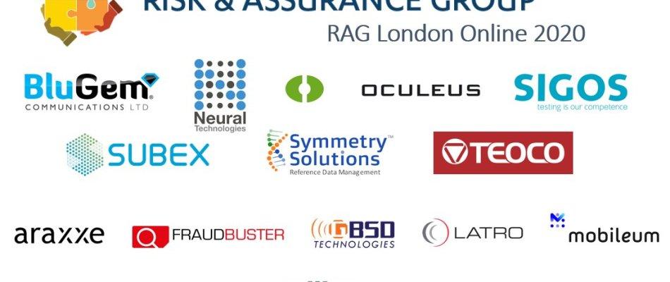 RAG London Online 2020: Day 2
