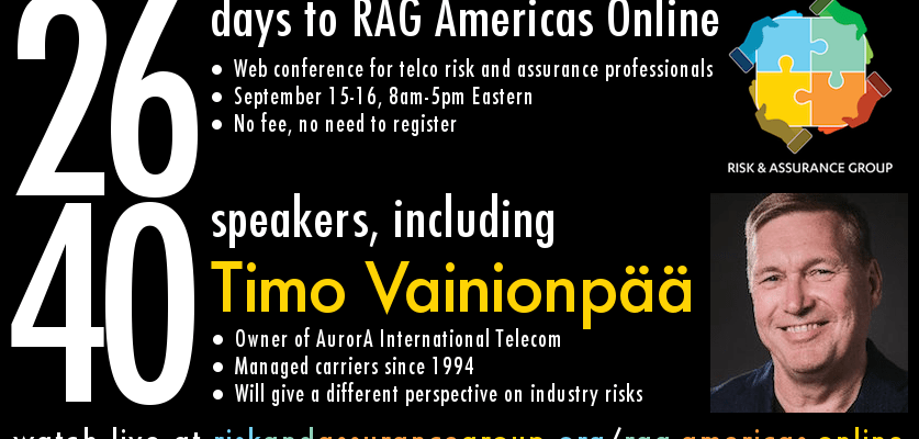 RAG Americas Online: Sep 15-16