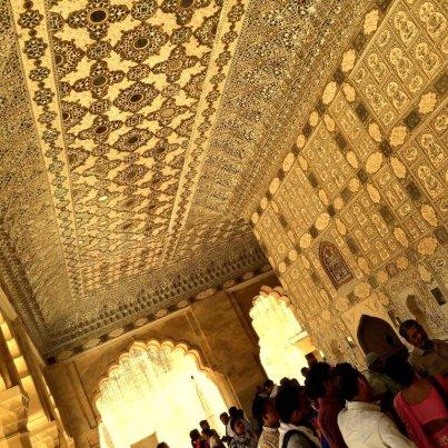 Image at Seesh Mahal