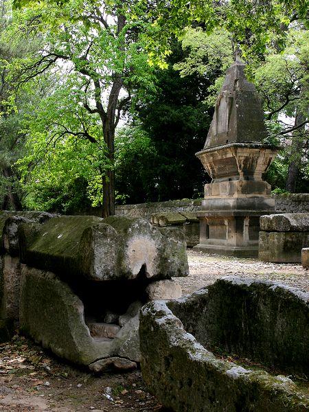 Between Tombs