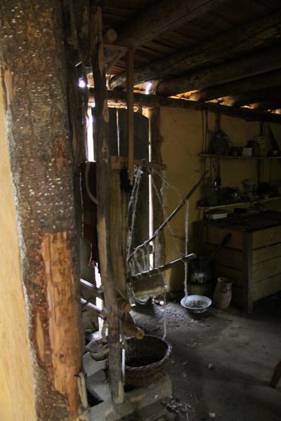 Inside the Weaver's House