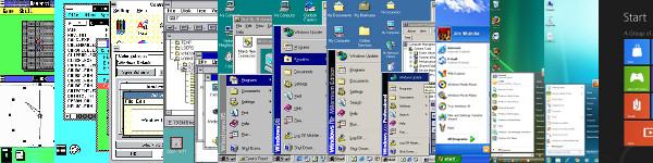 Microsoft Windows and I