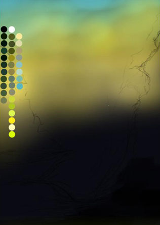 Digital Painting Tutorial start