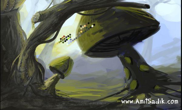 Digital Painting Tutorial (6)