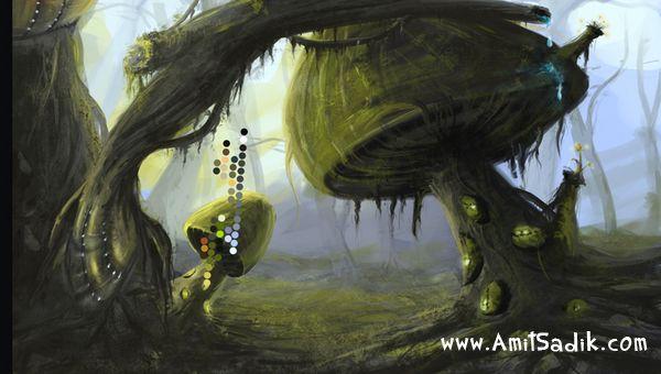 Digital Painting Tutorial (3)