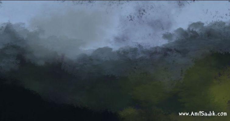 Digital Painting Tutorial (4)