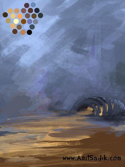 Digital Painting Tutorial (13)