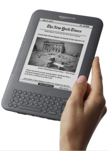 The Kindle!