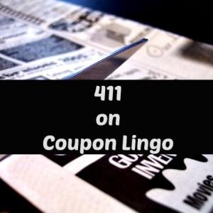 coupon lingo