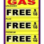 Shop Your Way Rewards: Save .30 cents per gallon on gas